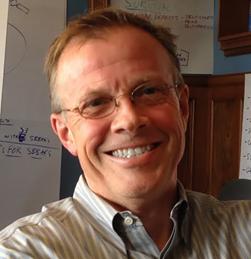 Steve Erickson, Facilitator and Coaching Coordinator
